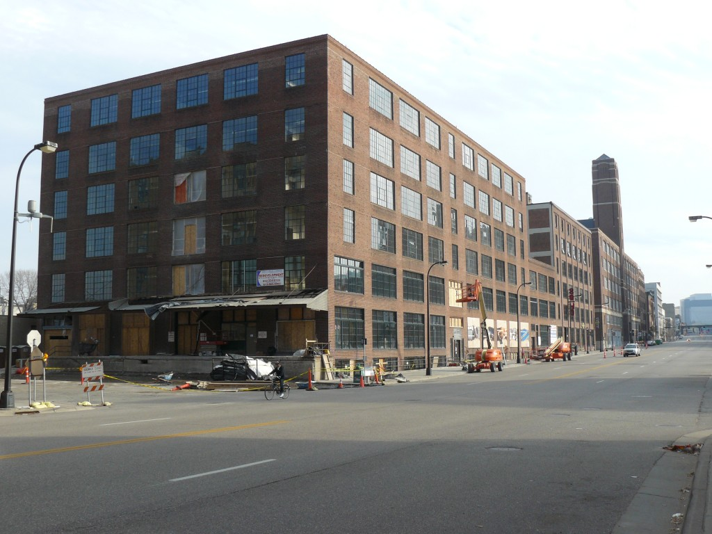 Warehouses, 740 Washington Avenue North